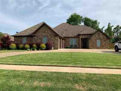 Longview TX Single Family Home For Sale: $358,500