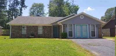 Longview TX Single Family Home Active, Option Period: $144,500
