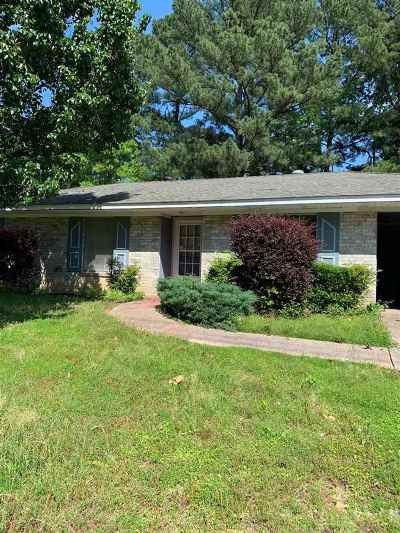 Longview Single Family Home For Sale: 2322 Airline Road