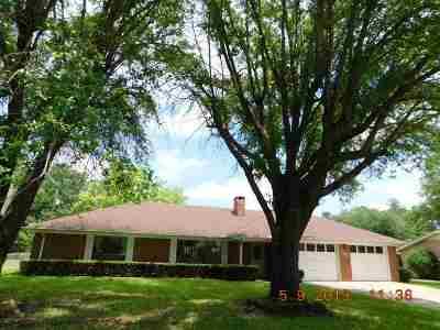 Gilmer Single Family Home For Sale: 1606 Pinecrest