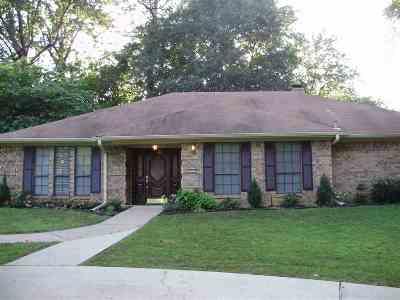 Gladewater TX Single Family Home For Sale: $190,000
