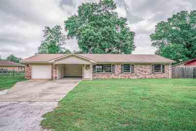 Longview Single Family Home For Sale: 512 Lakewood