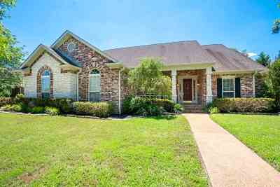 Longview TX Single Family Home For Sale: $362,900