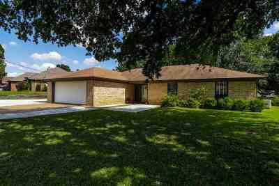 Longview Single Family Home For Sale: 2012 Cumberland Dr.