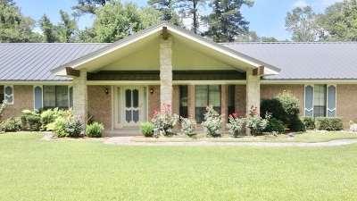 Gilmer Single Family Home For Sale: 5860 Fm 2088