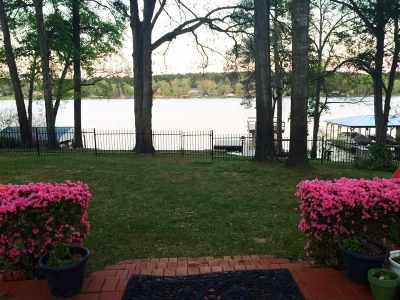 Longview, Carthage, Hallsville, Kilgore, Henderson, Tatum, Beckville, Gary, Elysian Fields, Diana, Ore City, Harleton, Gilmer, Gladewater, Sabine, Daingerfield Single Family Home For Sale: 2120 W Lake