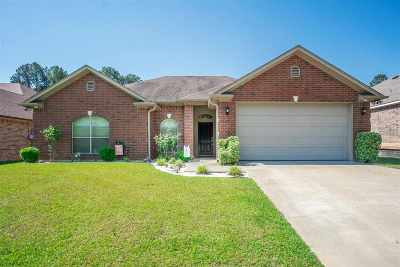 Marshall Single Family Home For Sale: 708 Bluebonnet
