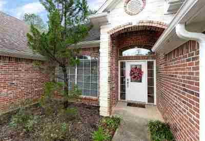 Hallsville Single Family Home For Sale: 114 Secret Passage