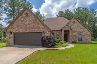 Longview TX Single Family Home For Sale: $284,900