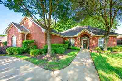 Longview Single Family Home For Sale: 3307 St. Andrews Dr.