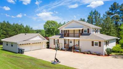 Gadewater, Gladewater, Gladewter, Gladwater Single Family Home For Sale: 9151 Bobolink Rd
