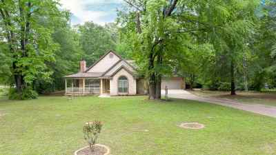 Longview Single Family Home For Sale: 4805 Tanglewood Dr