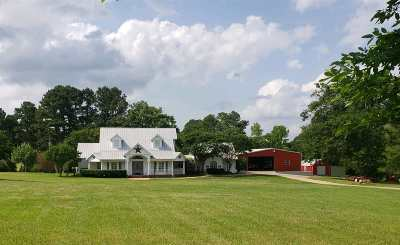 Gilmer Single Family Home Active, Option Period: 239 Private Road 1134