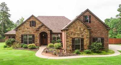 Longview Single Family Home For Sale: 2000 Winding Run Ln