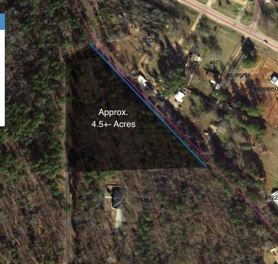Gilmer Residential Lots & Land For Sale: Tbd Osprey And Bobwhite