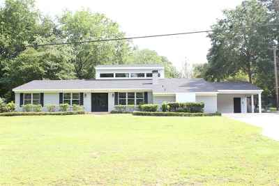 Marshall Single Family Home For Sale: 400 Hughes
