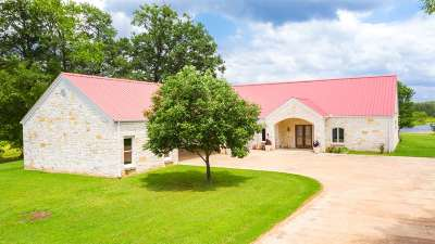 Longview, Carthage, Hallsville, Kilgore, Henderson, Tatum, Beckville, Gary, Elysian Fields, Diana, Ore City, Harleton, Gilmer, Gladewater, Sabine, Daingerfield Single Family Home For Sale: 4625 County Road 191