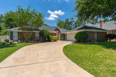Longview Single Family Home For Sale: 1121 Stillmeadow Ln