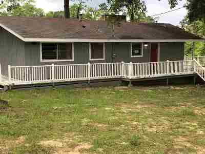 Karnack Single Family Home For Sale: 9554 Fm 1793