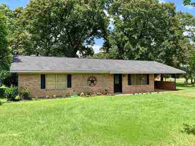 Gilmer Single Family Home For Sale: 7802 St Hwy 154