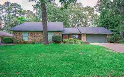 Longview Single Family Home For Sale: 1215 Lovers Ln
