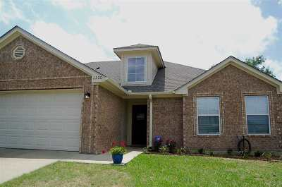 Longview Single Family Home Active, Cont Upon Loan Ap: 2220 Woodgrove Lane