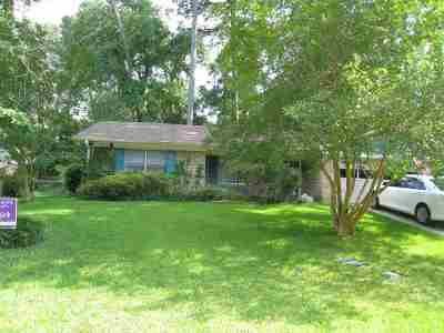 Longview Single Family Home For Sale: 910 Coushatta Trl.