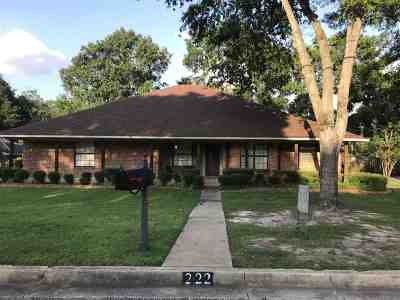 Longview Single Family Home For Sale: 222 Goodnight Trail