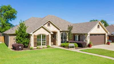 Longview Single Family Home For Sale: 3019 Bull Run