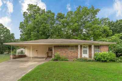 Longview Single Family Home For Sale: 302 E Fairlane