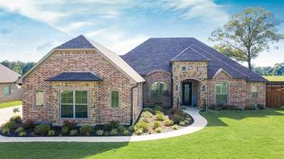 Longview Single Family Home For Sale: 142 Circle Club Lane