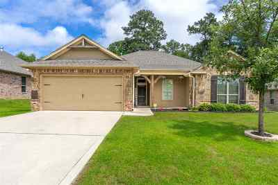 Hallsville Single Family Home For Sale: 321 Bois D Arc