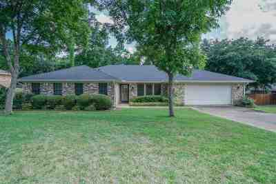 Longview TX Single Family Home For Sale: $215,000