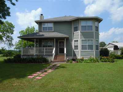 Carthage TX Single Family Home For Sale: $215,000