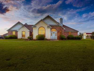 Gilmer Single Family Home For Sale: 1424 Lazy Daisy Rd.