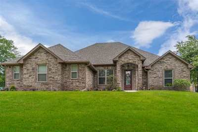 Longview, Carthage, Hallsville, Kilgore, Henderson, Tatum, Beckville, Gary, Elysian Fields, Diana, Ore City, Harleton, Gilmer, Gladewater, Sabine, Daingerfield Single Family Home For Sale: 235 Lavender Lane