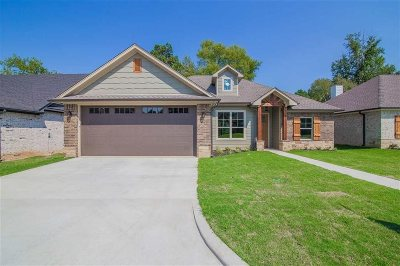 Hallsville Single Family Home For Sale: 108 Ball Park Drive