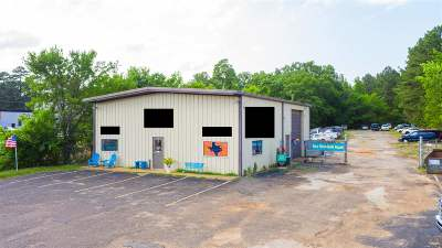 Longview Commercial For Sale: 1503 W Marshall Ave