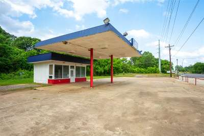 Longview Commercial For Sale: 2501 W Marshall Ave