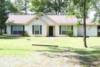Marshall Single Family Home Active, Option Period: 5125 Fm 2625 E