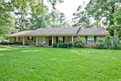 Longview, Carthage, Hallsville, Kilgore, Henderson, Tatum, Beckville, Gary, Elysian Fields, Diana, Ore City, Harleton, Gilmer, Gladewater, Sabine, Daingerfield Single Family Home For Sale: 382 County Road 490