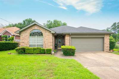 Henderson Single Family Home For Sale: 1617 Shady Creek