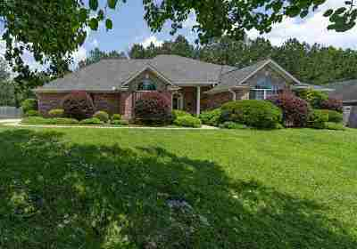Marshall Single Family Home Active, Option Period: 512 Plantation Ln