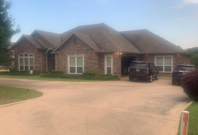 Longview Single Family Home For Sale: 3115 Fairway Oaks Ln