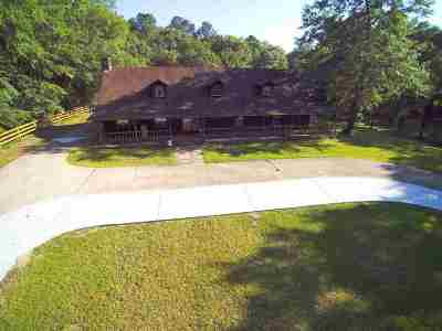 Hallsville Single Family Home For Sale: 11541 W Hwy 80