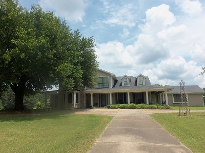 Longview, Carthage, Hallsville, Kilgore, Henderson, Tatum, Beckville, Gary, Elysian Fields, Diana, Ore City, Harleton, Gilmer, Gladewater, Sabine, Daingerfield Single Family Home For Sale: 14596 Fm 2276