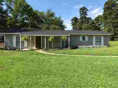 Gilmer Single Family Home For Sale: 7241 Sh 154 W