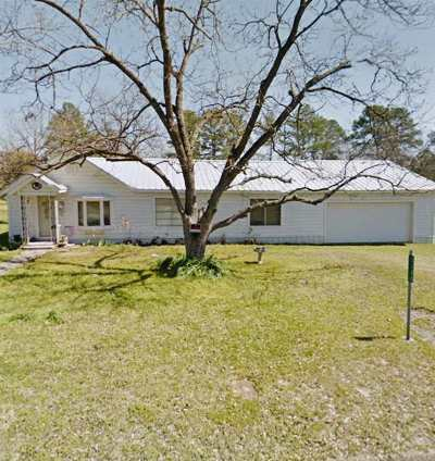 Gladewater TX Single Family Home For Sale: $75,000