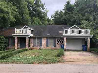 Marshall Single Family Home For Sale: 604 Alvin