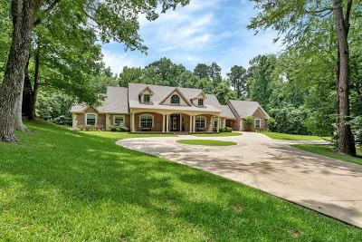 Hallsville Single Family Home For Sale: 140 Rutland Dr